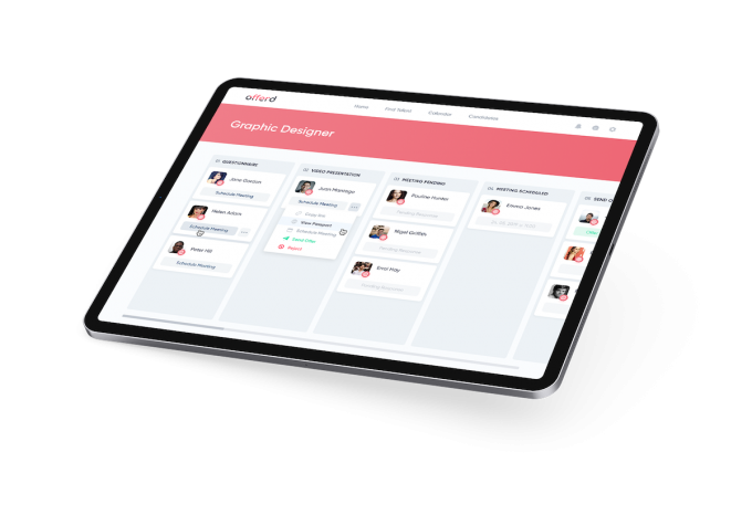 Offerd - the ultimate workplace for recruiters