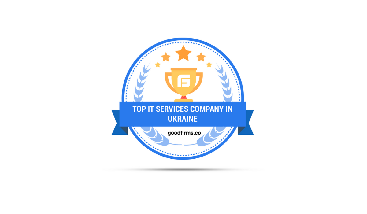 Evolve recognised as the best IT service provider in Ukraine